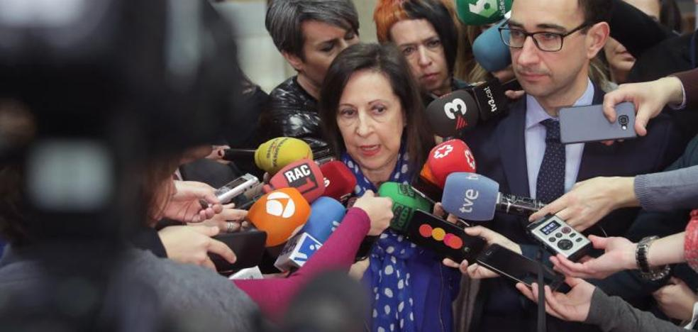 Las diputadas se dividen ante la huelga del 8 de marzo