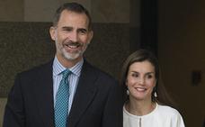Los Reyes Felipe y Letizia eligen 'Lady Bird' para escaparse al cine