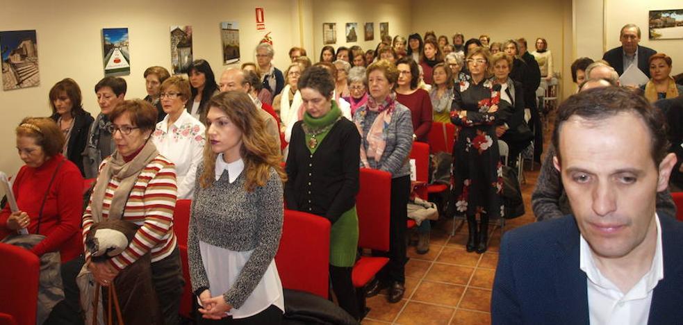 Más de un centenar de mujeres participan en los actos del Día de la Mujer en Villanubla