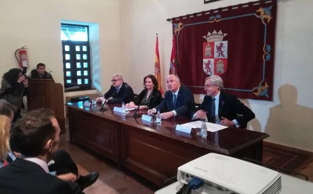 Las obras del Palacio de los Águila en Ávila comenzarán en 2019 y albergará obras del Museo del Prado