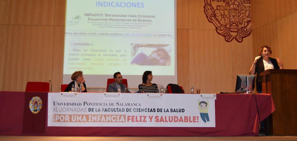 La UPSA analiza la buena praxis médica ante distintas enfermedades infantiles