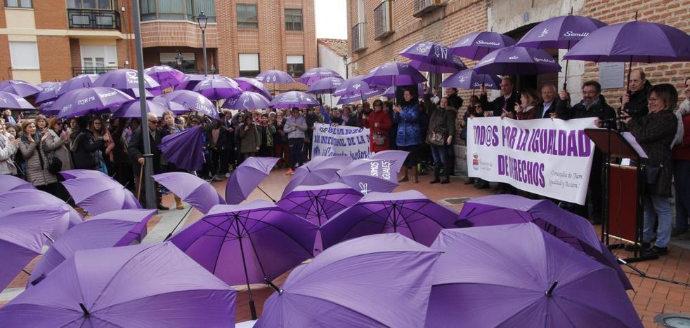 Los pueblos de la provincia de Valladolid se comprometen por la igualdad