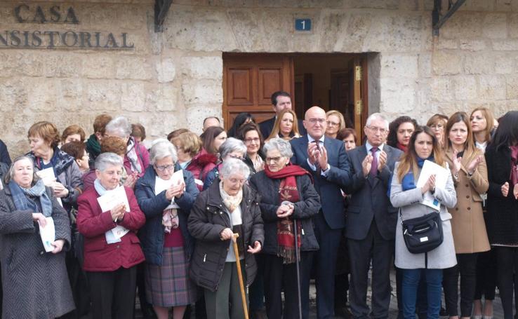 El presidente de la Diputación preside en Villanubla el acto institucional del Día de la Mujer en la provincia