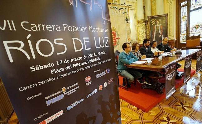 La carrera popular 'Ríos de Luz' llega a su séptima edición