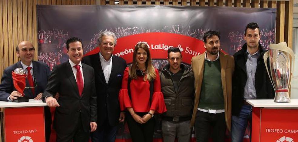 Salamanca acoge el Tour de la Copa de LaLiga Santander