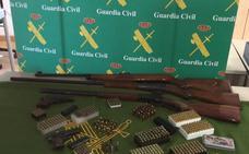 Detenidas otras dos personas relacionadas con el policía local acusado de traficar con armas