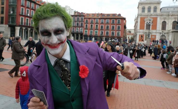 Desfile cómic y manga en Valladolid