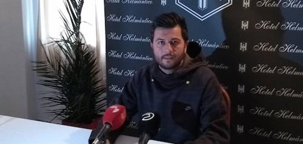 Astu espera un Almazán «mucho mejor con el nuevo entrenador»
