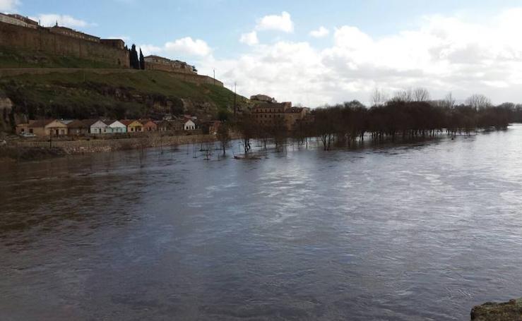 Inundaciones en Ciudad Rodrigo