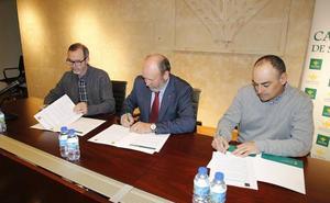 Caja Rural de Salamanca renueva el convenio para formar a los socios de 'Ternera Charra'