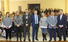 La Diputación abre sus puertas a 200 mujeres de Brunete