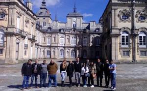 Agentes de viajes del Golfo Pérsico se interesan por Segovia