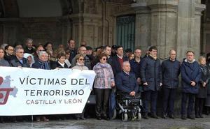 Salamanca recuerda a las víctimas del terrorismo en el aniversario del 11-M