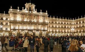 La historia reciente de la ciudad, resumida entre los cuatro pabellones de la Plaza
