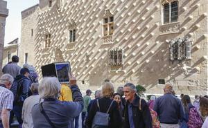 Los hosteleros esperan una ocupación turística del 95% durante la Semana Santa