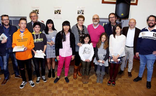 San Lorenzo premia a sus poetas