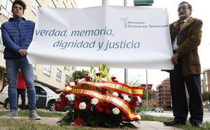 Palencia recuerda en el 11-M a las víctimas del terrorismo