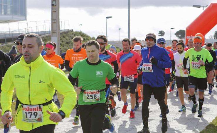La celebración de la III Enjoy! Running 10K Aldehuela