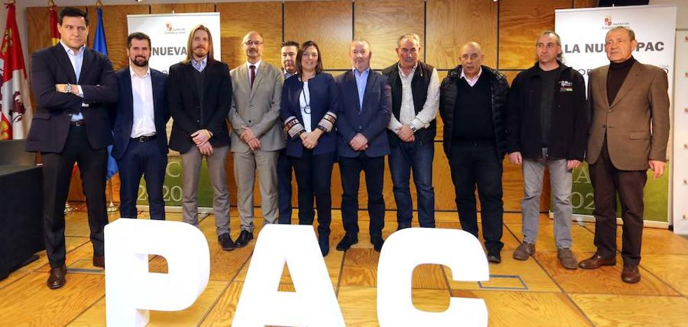 Partidos políticos y organizaciones agrarias se unen para defender el campo de Castilla y León