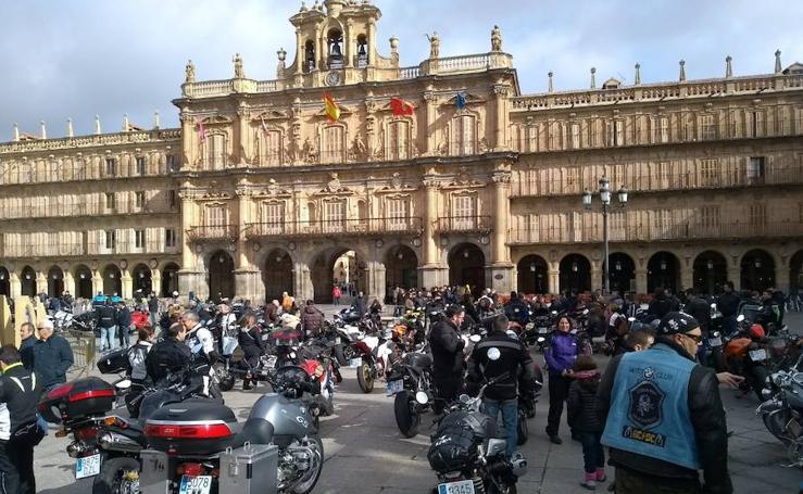 XV Ruta Invernal del Motoclub Ruedas Charras
