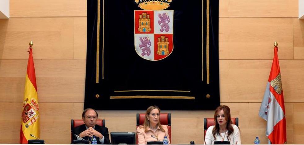Las Cortes, el Congreso y el Senado celebran los 35 años de autonomía en Castilla y León