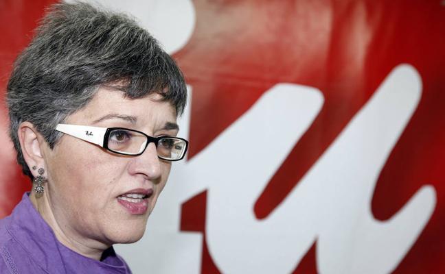 Monserrat Barcenilla espera que los enfermos de cáncer «no se conviertan en negocio»