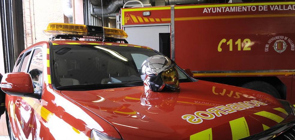 El Ayuntamiento Valladolid cede a la ONG de bomberos en Sáhara vehículos y material