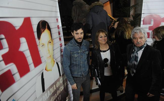 El actor madrileño Andrés Gertrúdix asegura que «el cortometraje tiene vigencia por sí mismo»