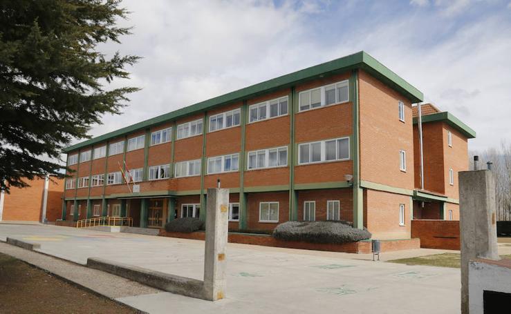 Colegio Pradera de la Aguilera de Villamuriel de Cerrato
