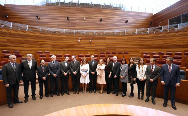 Acto conmemorativo del 40 aniversario de la Constitución y 35 del Estatuto de Autonomía de Castilla y León