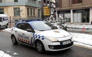 Denunciado en Palencia por conducción temeraria y por darse a la fuga