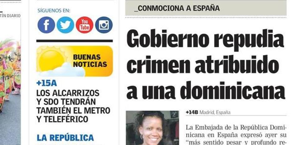 Consternación en la República Dominicana por la implicación de Ana Julia en la muerte del niño Gabriel