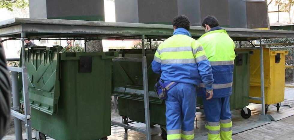 Principio de acuerdo para desconvocar la huelga de basuras
