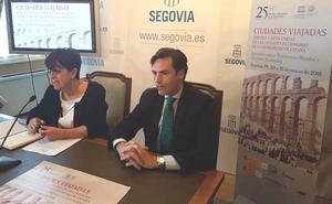 Las Ciudades Patrimonio analizarán en Segovia el turismo sostenible
