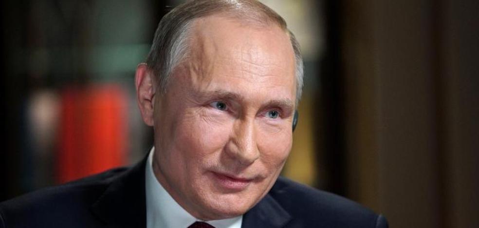 Putin ordenó en 2014 derribar un avión secuestrado