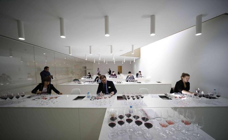 Ocho de los mejores sumilleres de España califican la añada 2017 del vino de Ribera del Duero como 'Muy Buena'