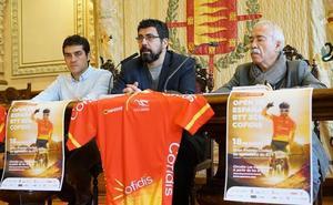 Los mejores ciclistas BTT de España, en el cerro de Las Contiendas