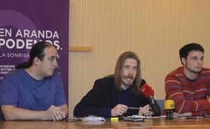 Fernández se da «unas horas de reflexión» para decidir el futuro de los ediles de Imagina
