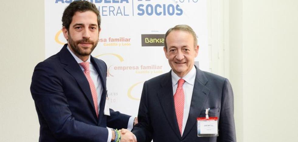El salmantino César Pontvianne, nuevo presidente de Empresa Familiar de Castilla y León