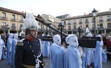 Programa de procesiones del Lunes Santo, 26 de marzo, en Palencia