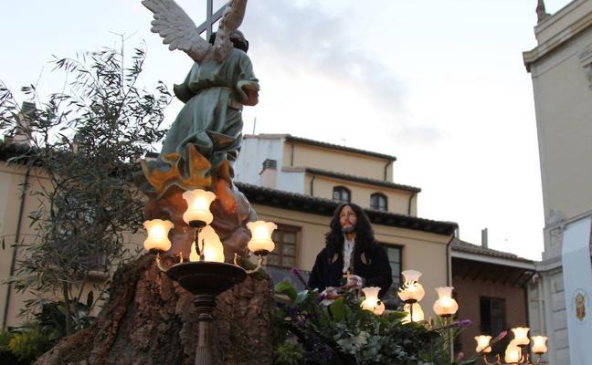 Programa de procesiones del Jueves Santo, 29 de marzo, en Palencia