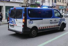 La Policía Local intercepta a un conductor que circulaba de modo temerario de forma reincidente