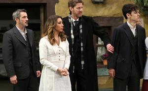 Emilia y Alfonso visitan a Nicolás, que se muestra decidido a afrontar su pena con resignación