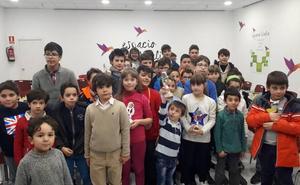 Éxito de convocatoria en el IV Torneo Infantil de Ajedrez de la Asociación de Vecinos Navega