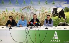Honorato Meneses continuará otros cuatro años al frente de Asaja Palencia