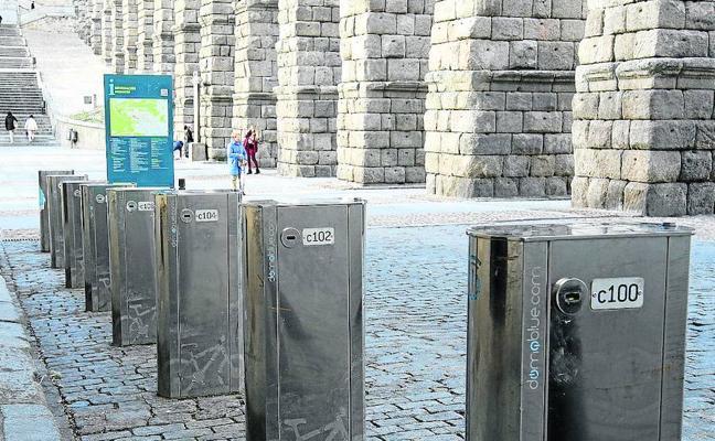 El Ayuntamiento admite el fracaso del servicio municipal de bicicletas y lo suprime