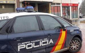Detenidas dos croatas en Palencia con útiles para robar en pisos