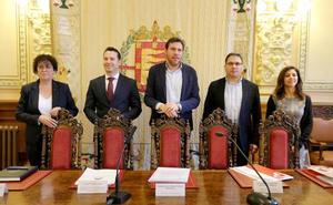 """Ayuntamiento de Valladolid, """"la Caixa"""" y Aleste renuevan el convenio del programa para los jóvenes de Delicias"""