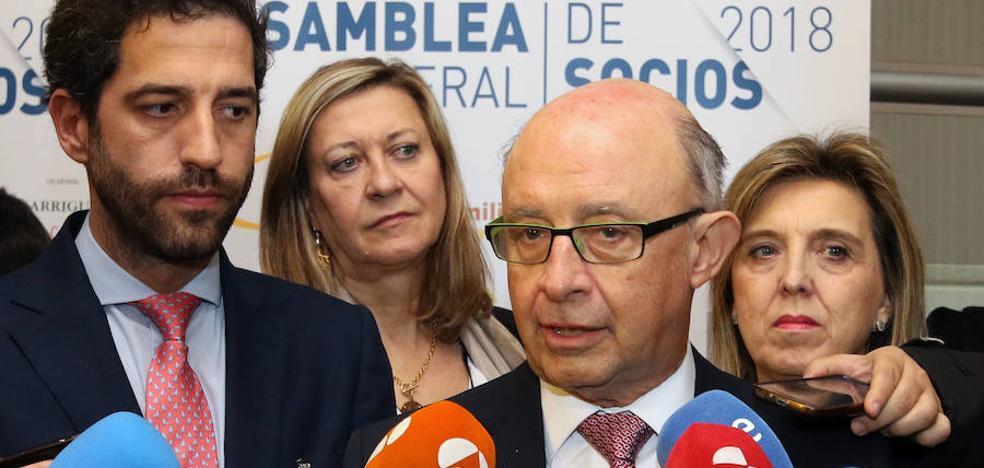 Montoro advierte del «error» de la nueva política al pretender «liquidar la austeridad»