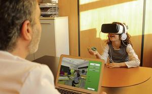 Realidad virtual para diagnosticar problemas cognitivos
